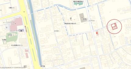 カラー地図