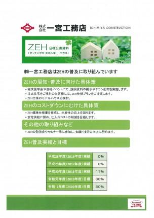 ZEH目標公表資料H31.Ⅱ